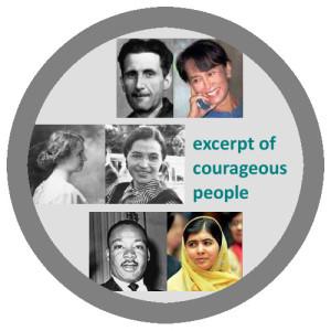 courage, mutige menschen