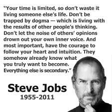 Intuition, Integrität, Mut zur Führung, Entscheidungsrepertoire, Leadership, Steve Jobs, Management, Führungskräfteentwicklung,